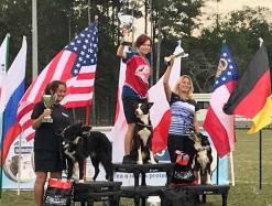 2017 USDDN Super Pro World Champion Torch!