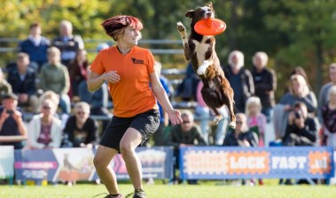 Torch winning the 2018 UFO World Finals in The Netherlands