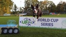4x UFO World Cup Champion & 2x UFO World Cup Freestyle Champion!