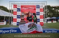 2019 Skyhoundz Open World Champion