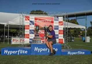 Sora 2019 Skyhoundz Sport World Champion!